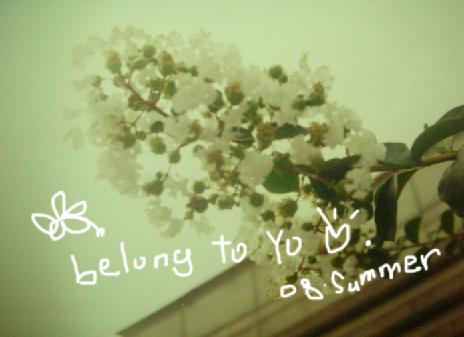 belong to yo
