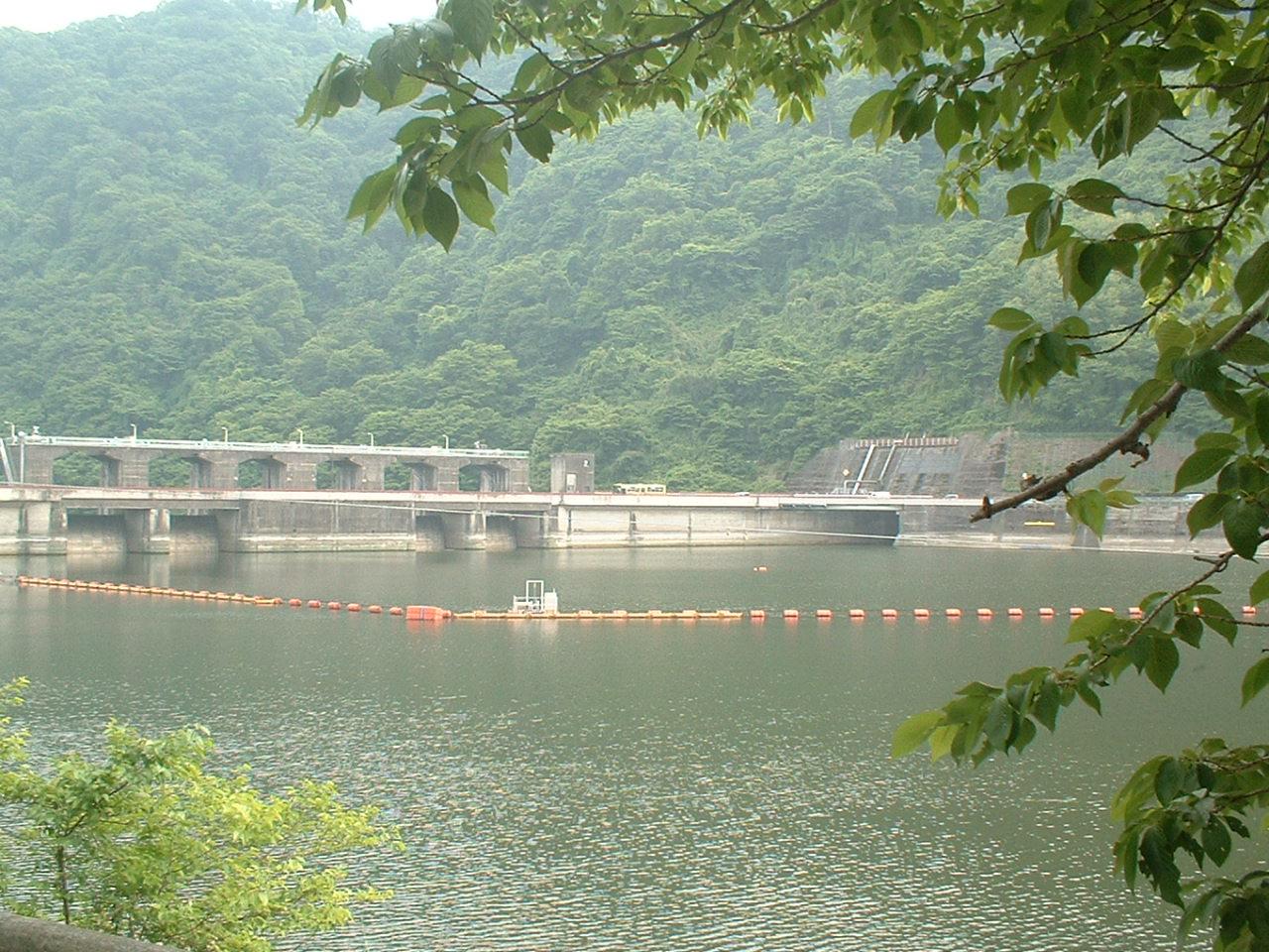 津久井湖ダム