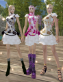 3姉妹その1