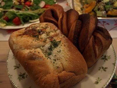 Tさんお手製パン