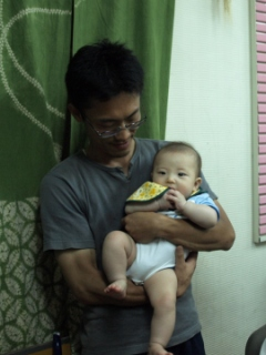 従弟とTsubaki