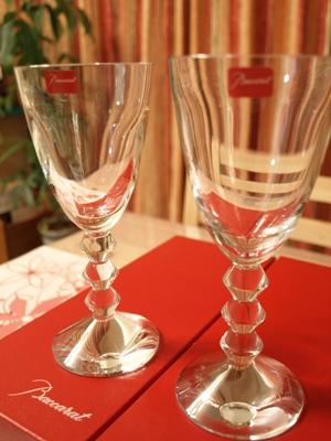 バカラペアワイングラス