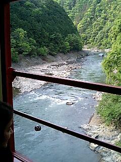 トロッコ列車からの風景2
