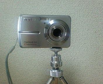 デジカメ買ったのに、まだ携帯で撮影
