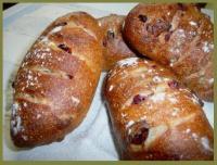 ホシノ丹沢酵母のずんぐりパン
