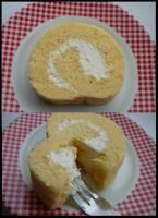 プレーンロールケーキ