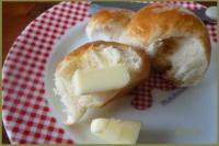 バターロール&バター