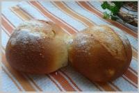 双子パン??