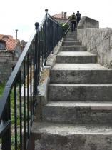 Dubrovnikの城壁②