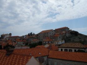 城壁の上から見たDubrovnik⑤