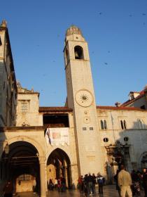 Dubrovnikの街並み④ 黄昏時