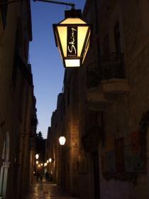 黄昏時のDubrovnik旧市街④