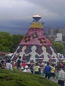 2008花の塔