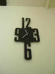 リビング・時計