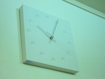 寝室・時計