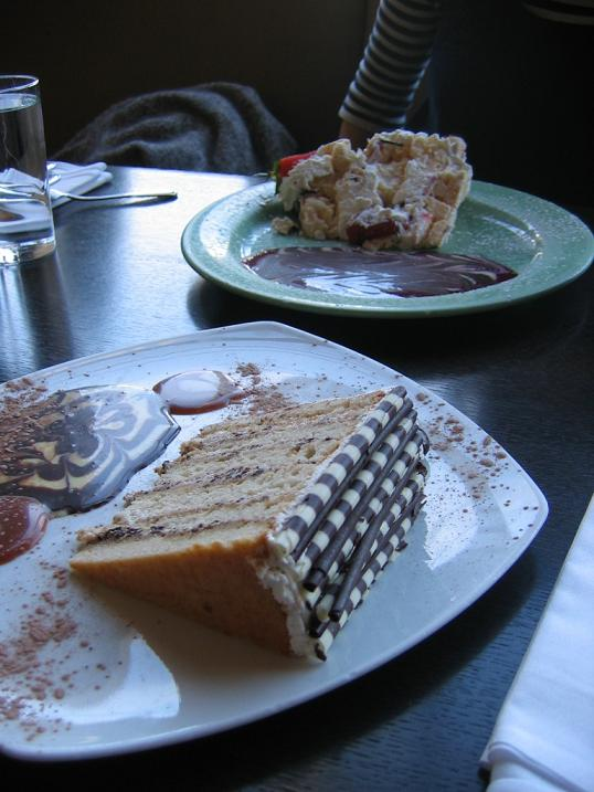 PAPAHAYDNケーキ
