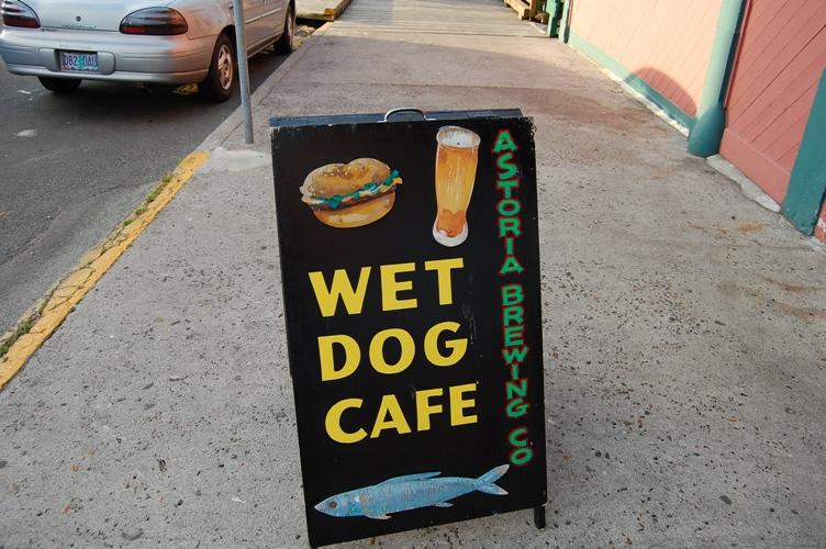 ウェットドッグカフェ1