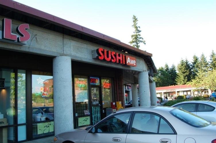 Sushi ave 1
