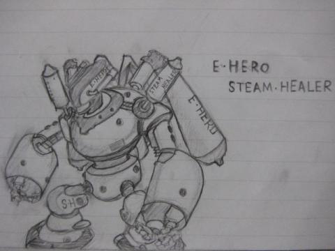 Steam Healer