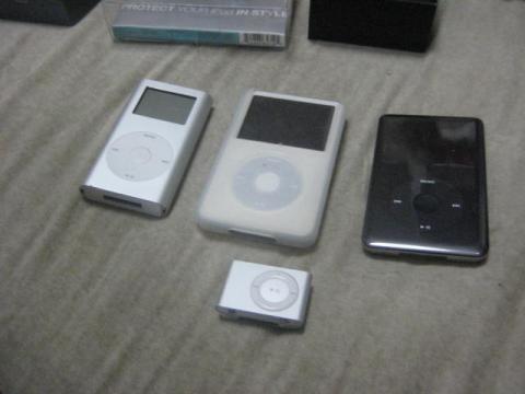 iPod達