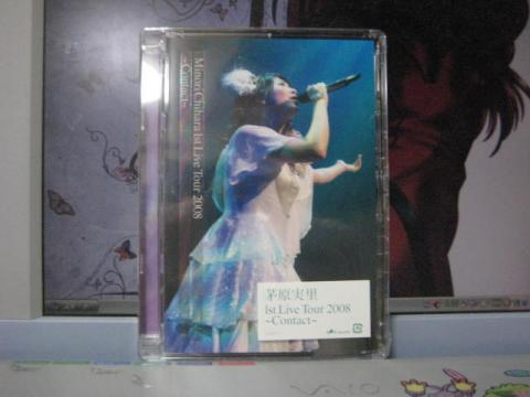 みのりんDVD Contact2008