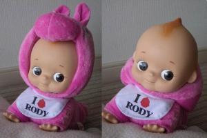 Rodyキューピー