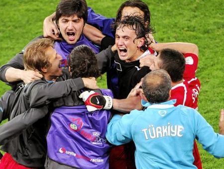 トルコが勝利!