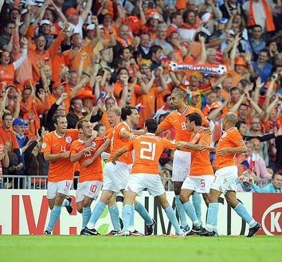 オランダ快勝!!