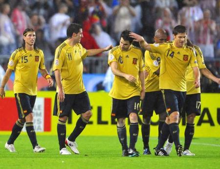 スペイン完封勝利☆