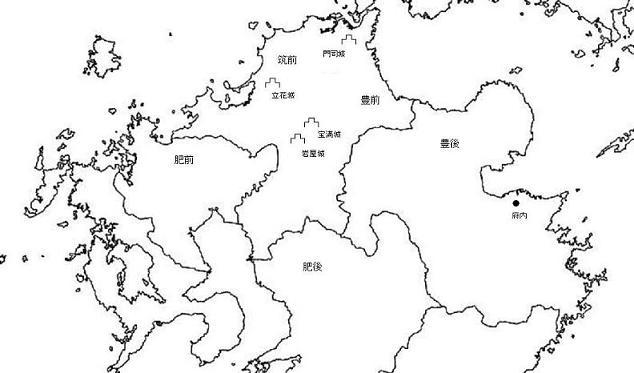 北九州地図1
