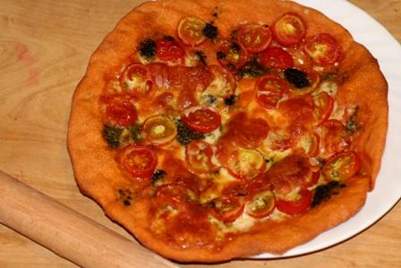 0731 トマトピザ