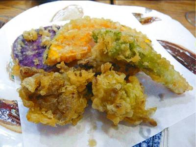 08-4-6 蕎麦の天ぷら