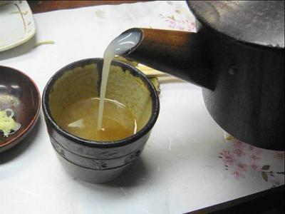 08-4-24 蕎麦湯