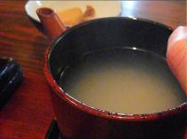 08-5-18 蕎麦湯