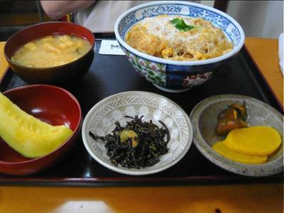 08-7-20 カツ丼
