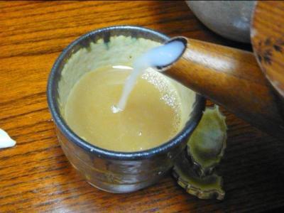 08-7-25 蕎麦湯