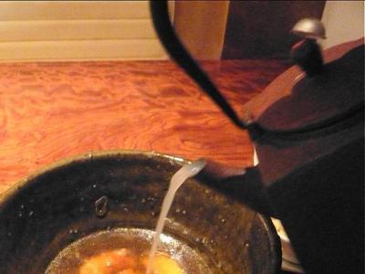 08-7-31 蕎麦湯
