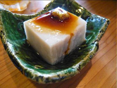 08-8-2 蕎麦豆腐