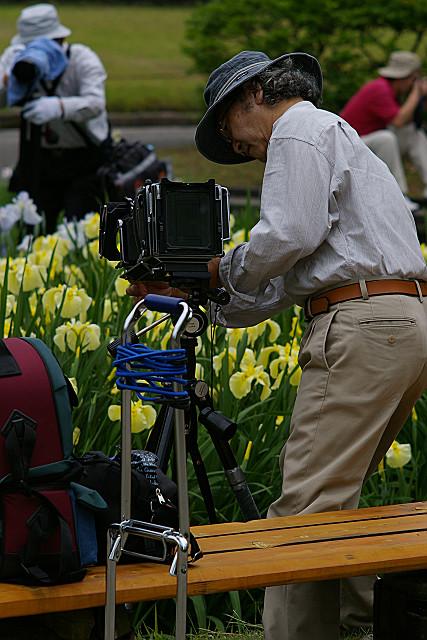 カメラマン達