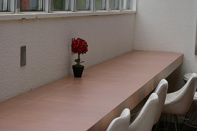 薔薇の休息所