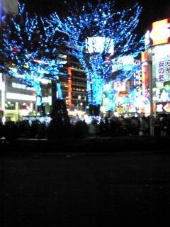07/12/15新宿の街