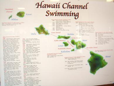 HAWAII地図
