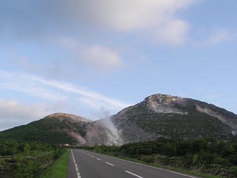 硫黄山(08・6)