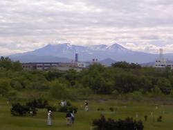 今朝(2008,6,12)朝の大雪山