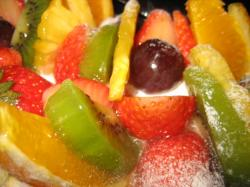 フルーツがたっぷり~♪
