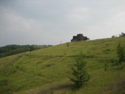 丘の上に建つテラノーヴァ