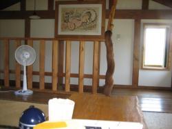ロフト風2階はお座敷(*^_^*)