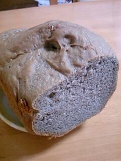 ごまきなこパン