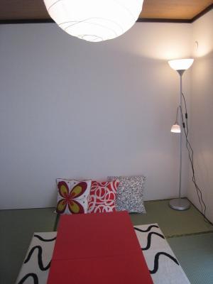 アパート 和室
