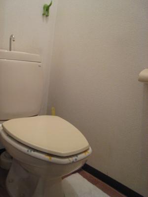 アパート トイレ